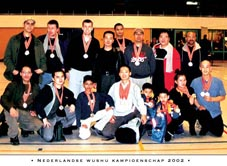 Xia Quan Tai Chi Kung Fu Nederland Rotterdam Team: always everyone Award!
