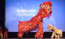 Xia Quan Tai Chi Kung Fu Nederland Rotterdam Paremière voor Warner Bros. Pictures International Holland