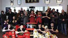 Xia Quan Kung Fu school: Chinese New Year 2013