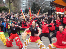 Xia Quan Kung Fu: Chinese New Year 2016