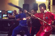 International film festival: Kung Fu Demo De Doelen Rotterdam