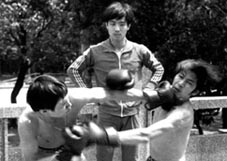 Xia Quan Tai Chi Kung Fu Nederland Rotterdam Sifu Kong was teaching in China 1981