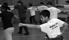 Kung Fu & Full-contact training