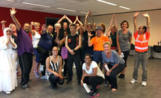 "Tai Chi workshop op ""Irado"""
