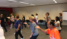 Office exercises & Tai Chi