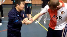 Chinese culture & Kung Fu lesson for Middle School