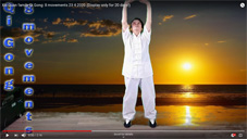 Xia Quan family Qi Gong: 8 movements 23 4 2020