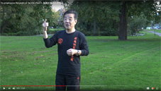 To emphasize the point of Tai Chi2