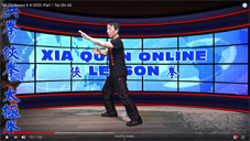 Tai Chi lesson 6-4-2020-Part 1 of Tai Chi 42-